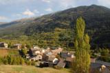 Village of Porté-Puymorens, Pyrénées Orientales, France