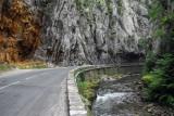 Rive de l'Aude, Gorges de St-George (Aude River)