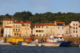 Fishing boats, Quai du Fanal, Port-Vendres