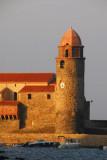 Église de Notre-Dame des Anges, Collioure