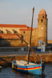 Small sailboat (PV 337222) Collioure