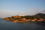 Port of Collioure from Royal Castle
