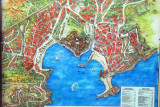 Map of Collioure