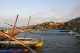 Sailboats, Port of Collioure