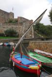 Sailboat, Collioure