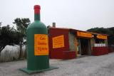 Roadsign winery - Cave Tambour Vigneron, D914, Port-Vendres