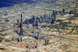 Burj Dubai, Sheikh Zayed Road