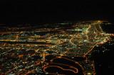Dubai at night