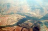Niger River, Mali at Aka, Yogoro and Sounkarou, looking east (15 25 51N/004 15 44W)