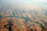Niger Inland Delta at Namadel and Toulel, Mali, looking east
