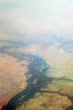 Niger River between Mopti and Timbuktu, Mali