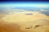 Sandy desert around Tiouririne, Algeria (25 23 44N/006 58 23E)