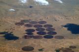 Irrigation, Idhan Awarbi Desert, Sabah, Libya