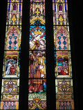 Stained glass, São Paulo, Sé Cathedral