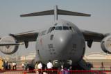 US Air Force C17, South Carolina ANG, (reg 50106)