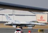UAE Air Force F-16 (reg 3078)