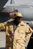 USAF Sergeant, Dubai Airshow