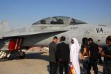US Navy F-18