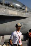 DAE University student, F-18