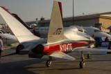 ATG Javelin Model 100 N104TG Dubai Airshow