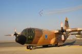 Royal Jordanian Air Force C-130, Dubai Airshow 2007