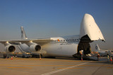 Antonov 124-100, Maximus Air Cargo, Dubai Airshow 2007