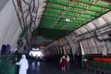 Interior, Antonov 124-100, Maximus Air Cargo