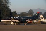 Yeti Airlines J41, KTM/VNKT (Kathmandu, Nepal) 9N-AHU former N555HK Triple Nickle of Trans States Airlines