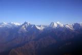 Gauri Shankar (7134m/23,406ft) Melungtse (7181m/23,560ft) Nepal Himalaya