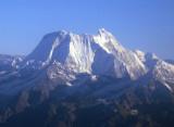 Melungtse (7181m/23,560ft) Nepal Himalaya
