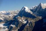 Chobu Tse (6685m) & Takargo (6782m) Nepal Himalaya