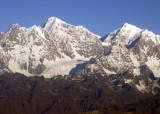 Dorje Lakpa, Nepal & Lenpo Gang Ri, Tibet