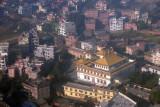 Monastery NE of Bodhnath, Nepal (N27 43 38.24/E085 22 12.47)