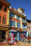 Shops around Bodhnath Stupa