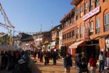 Around Bodhnath Stupa, Nepal