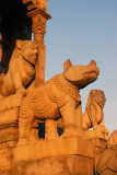 Rhino, Siddhi Lakshmi Temple, Durbar Square, Bhaktapur