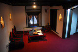 One of the standard 1st floor rooms at the Newa Chen Guesthouse, Patan