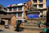 Mangal Bazar, SE of Durbar Square, Patan (Lalitpur)