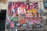 Posters for Bollywood film, Om Shanti Om, Patan