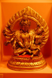 Shiva and Parvati, 18th C. Nepal