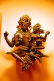 Shiva and Parvati, 13-14th C. Nepal