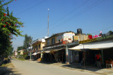 Sauraha, the tourist village supporting Chitwan National Park