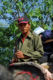 Mahout, Chitwan National Park, Nepal