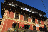 Nicely restored traditional Newari architecture, Bandipur