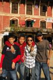Schoolboys, Bandipur