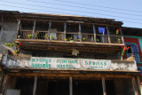 Bandipur Hostel...looks like it could use some paint