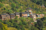 View across to the far side of town, Bandipur