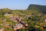 There is a nice short climb to Gurungche Hill overlooking Bandipur