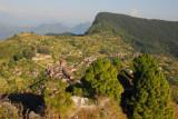 Bandipur, from higher up Gurungche Hill