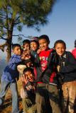 Nepali boys, Bandipur